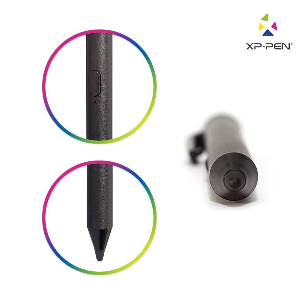 XP-Pen PN04 Originele oplaadbare metalen actieve styluspen Voor - Computerrandapparatuur - Foto 3