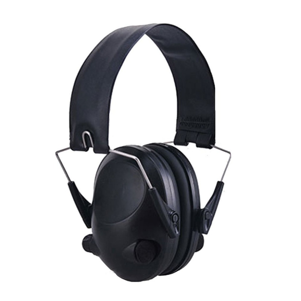 LESHP TAC 6s Noise Canceling Tactical Shooting Headset Anti noise Sports Hunting earmuffs Electronic Shooting Headphone Protect