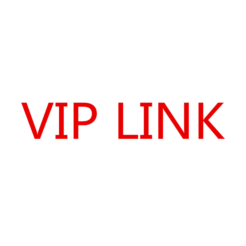 VIP Jewelry Link For Women Chunky Big Statement Chain VIP Collare Short Gem Stone Pendant Christmas Gifts Jewelry