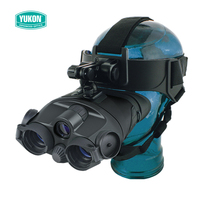YUKON Tracker 1x24 25025 binoculars night vision glasses scope tactical imager for hunting device wearing night vision goggles
