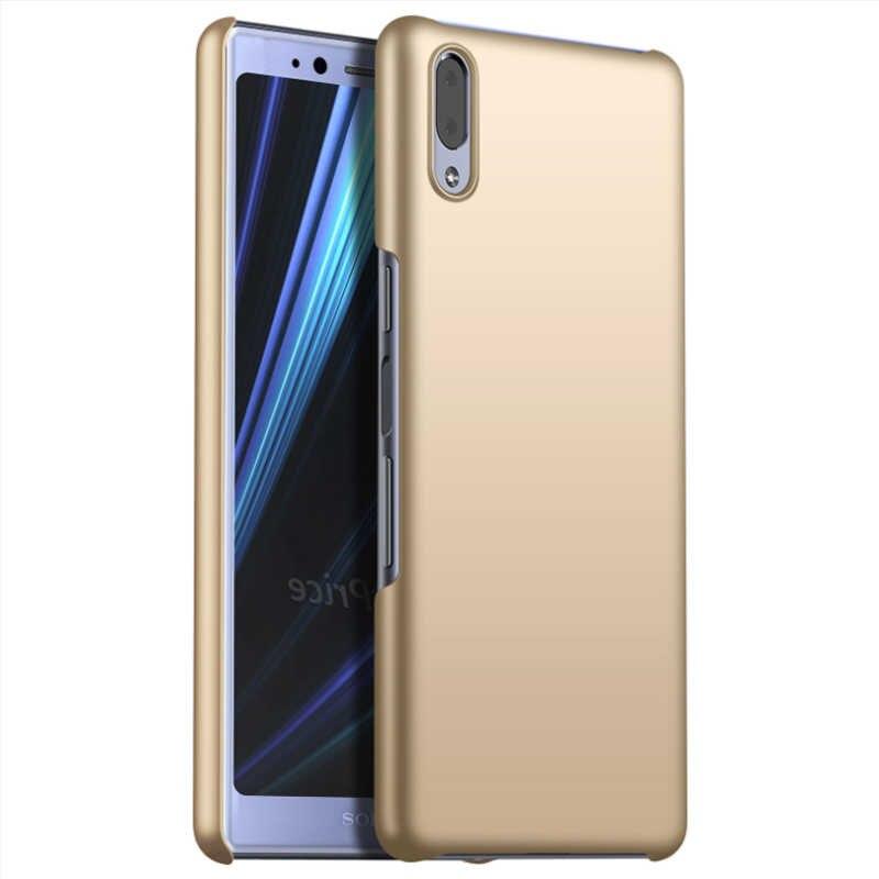 YueTuo чехол, для sony Xperia Z4 Z5 Z3 компактный Роскошные, жесткие, ПК для sony Xperia Z2 Z1 телефон для мобильного телефона