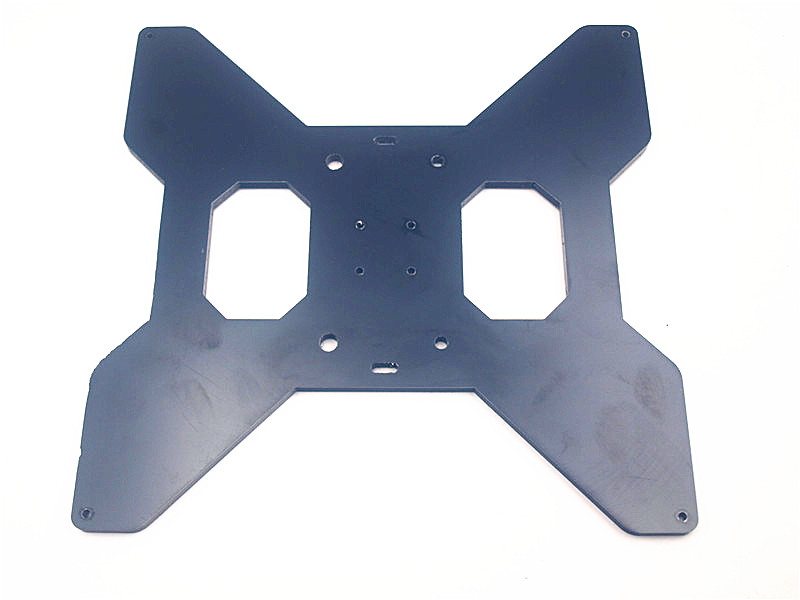 Funssor upgrade Tarantula 3D Printer aluminum composit MGN12H CARRIAGE VERSION Y Carriage Stiff Plate heated support jessica simpson полусапоги и высокие ботинки