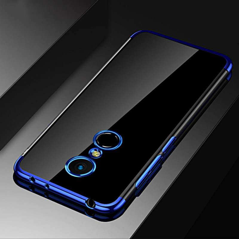 For Coque Huawei P Smart / Y9 2018 / Honor 9 10 Lite Case Silicone Original Phone Cover etui for