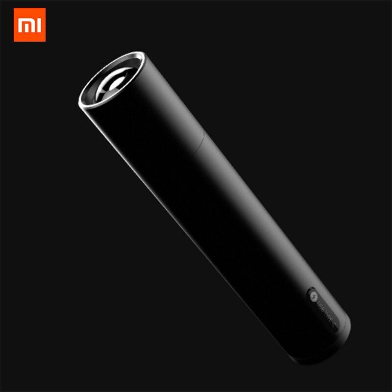 Xiaomi BEEbest Flash lumière 1000LM 5 Modèles Zoomable multi-fonction Luminosité Portable EDC et Magnétique de Queue et de Lumière De Vélo