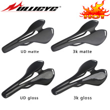 Ullicyc 2019 HOT SALE  top-level mountain bike full carbon saddle/ road bicycle saddle/MTB or Road parts/ZD150-NO logo/free ship