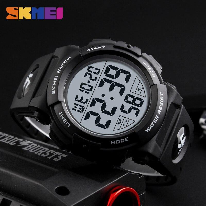 SKMEI 1258 Ανδρικά Ψηφιακά Ρολόγια - Ανδρικά ρολόγια - Φωτογραφία 5