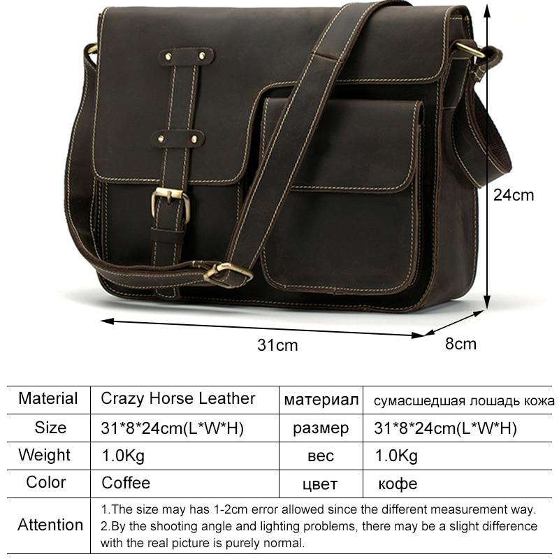 593aee5f3e5f ... Фото 5 МVA сумка кожаная большая мужская сумка мужская подлинная  кожаная сумка мужские сумки из натуральной