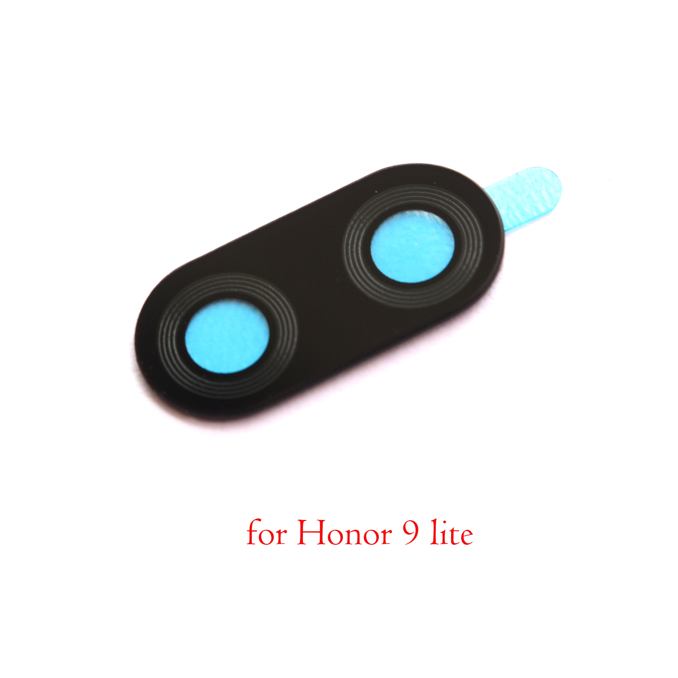 2pcs rear <font><b>camera</b></font> glass lens <font><b>cover</b></font> replacement with sticker glue for Huawei <font><b>Honor</b></font> <font><b>9</b></font> <font><b>lite</b></font> image