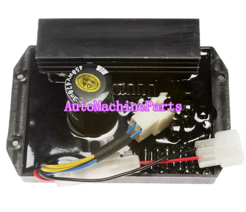 AVR Automatic Voltage Regulator For 10KW 15KW KL3300 Gasoline Generator Parts akg n 60 nc