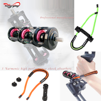 Arrow stick Stabilized Calorie Archery Bow String + Bow Stabilizer Damping Technology Archery Hunting Compound Bow Accessories