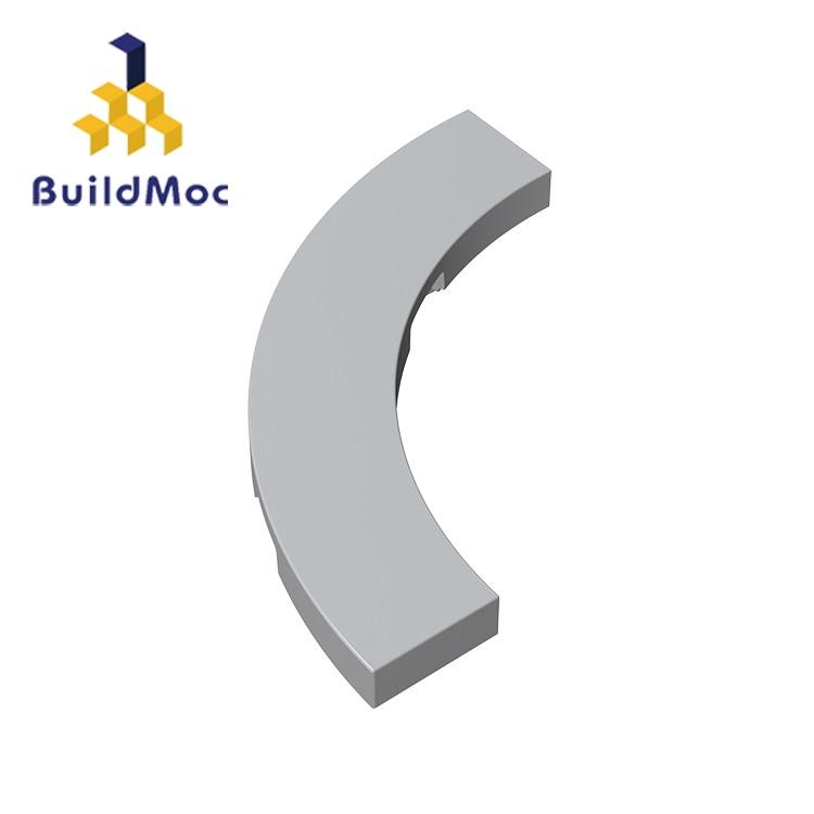 BuildMOC Compatible Assembles Particles 27507 4x4  Building Blocks Parts DIY Enlighten Block Bricks Educational Tech Parts Toys