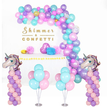 Balloon Accessories Arch Chain Balloons Column Stand Clip Holder Ballons Wedding Birthday Party Decoration
