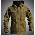 m65 Outdoor Waterproof Military jackets Men Army field Sport hiking camping male Tactical Windbreaker Flight Polit Coats campera