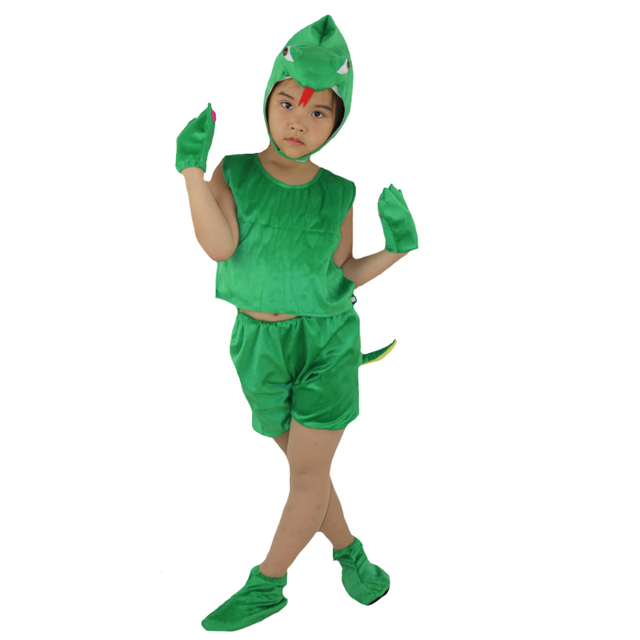 cf4344d18b6ea US $13.9 | Short Sleeved Animal Green Snake Cosplay Costume For Kids  Performance Show Props Carnival Party Dress Decor Halloween on  Aliexpress.com | ...