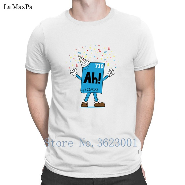 Custom T Shirt Family ALP Customized Family T-Shirt The Element Of Surprise Tshirt For Mens Spring  Autumn Humor T Shirt Fun Tee Shirt Big Sizes Fitness