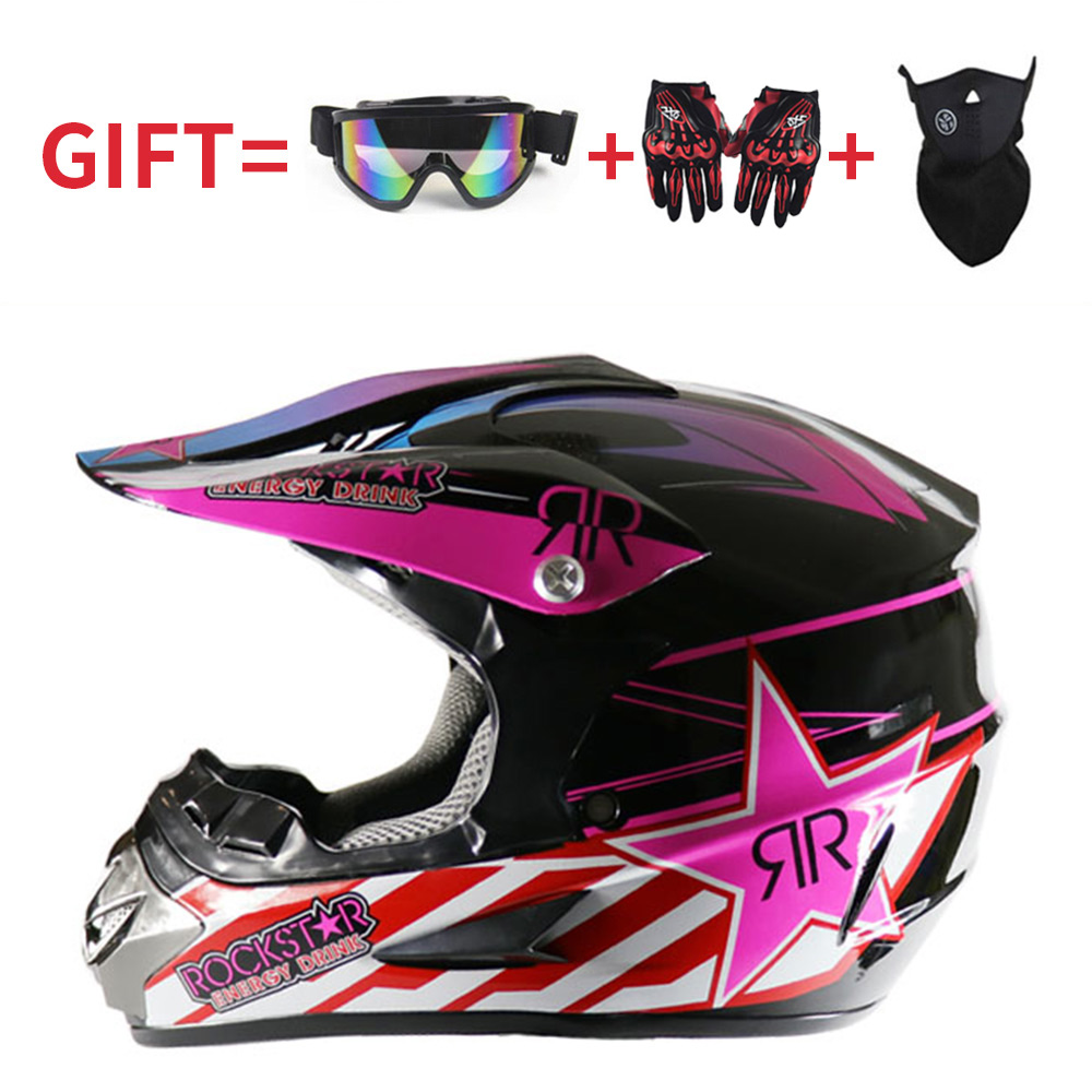 Casque de Moto GLCC 3 cadeau nouveau casque de Moto pour homme casque de Moto de qualité supérieure casque de Motocross hors route