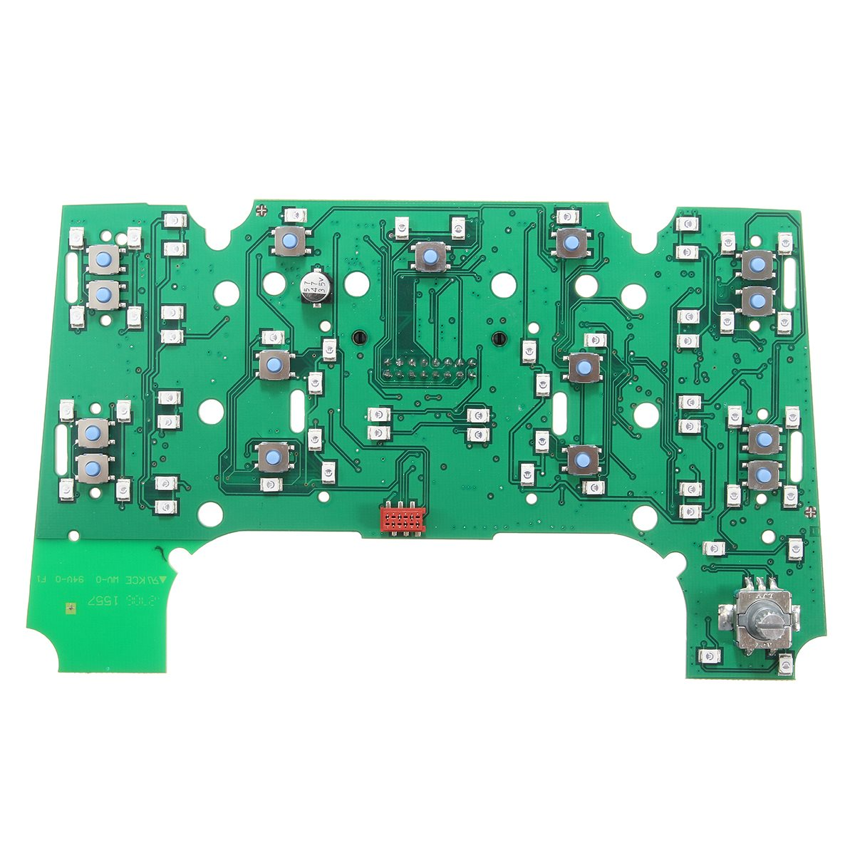 New 2g Mmi Multimedia Interface Control Panel Circuit Board For On Vintage Cigar Box Audi A8 A8l S8 2003 2004 2005 2006 Pvc And Metal