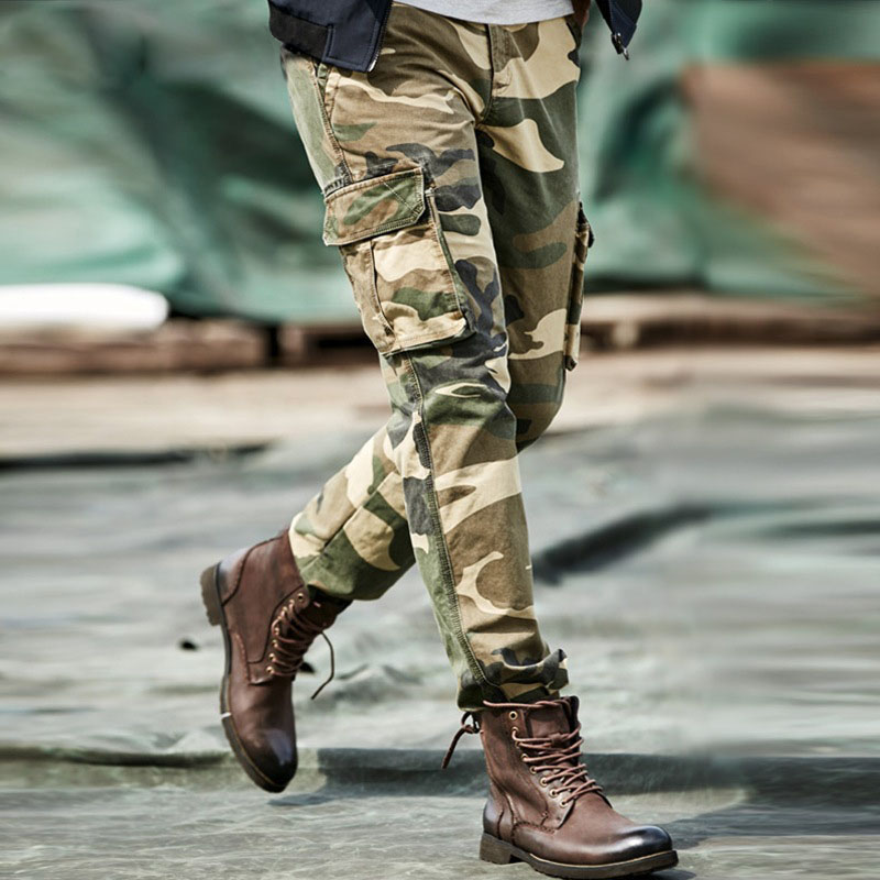 Special Forces Tactical Pants Working Mens Cargo Pants