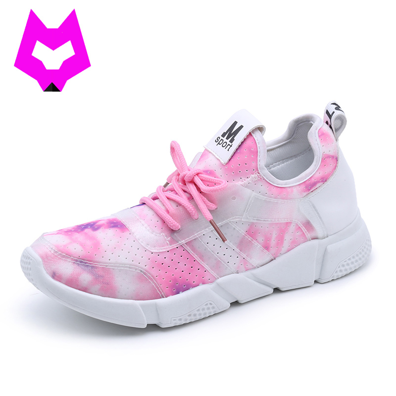 YtracyGold Basket femme tenis feminino 2017 breathable flats shoes sapato feminino shoes woman casual light runner shoes