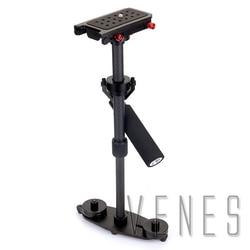 Venes Mini Camera Stabilizer Handheld Steadycam KS-F2 for Camcorder DV Video Camera DSLR