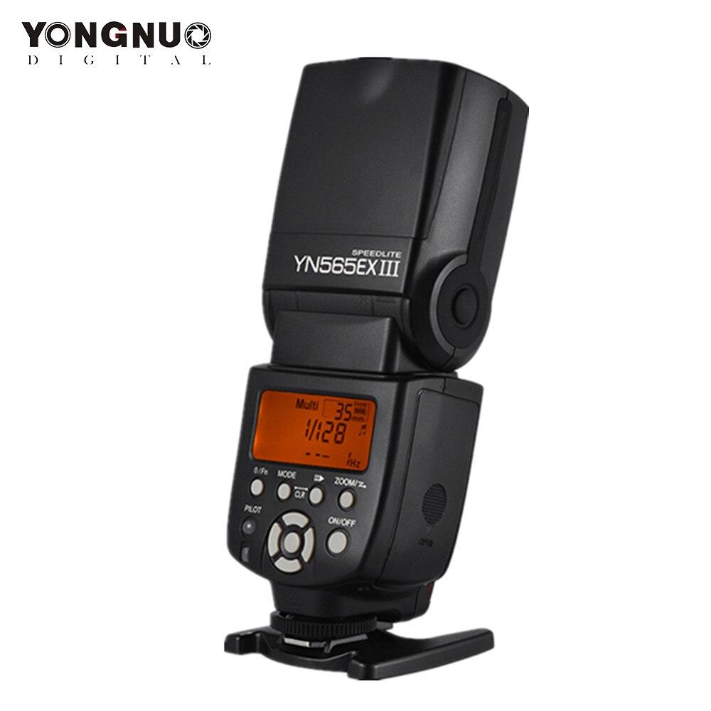 YONGNUO Speedlite YN565EX III C YN-565EX III Sans Fil TTL Flash Speedlite Pour Canon Caméras 500D 550D 600D 1000D 1100D 5 DIII 6D