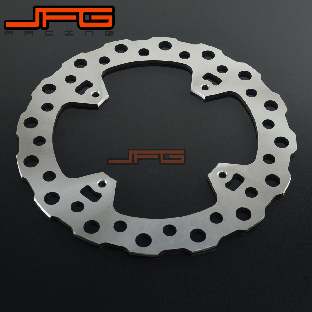 Motorcycle Outer Diameter 240mm Stainless Steel Rear Brake Disc Rotor For CR125 CR250 CRF250 CRF250R CRF250X CRF450R CRF450X