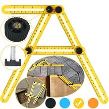 Multi Angle Measuring Ruler