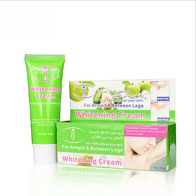 Natural Body Care Lightening Private Elbow Knee Inner Thigh And Sensitive Areas Whitening Cream