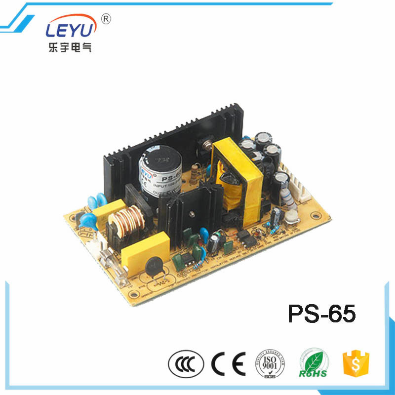 все цены на Open frame ac to dc single output  power supply 65w 5v high stability PS-65-5 онлайн