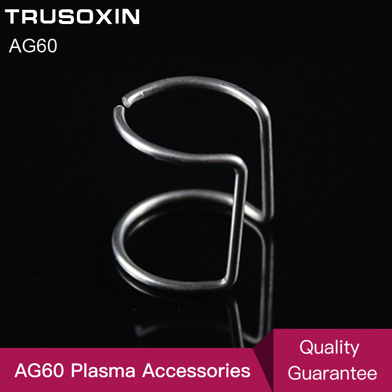 NEW 8pcs  AG60 Guide Ring/AG60 Plasma Cutter's Accessories And Guide Link Of AG60  Plasma Cutter Torch/Welding Tools