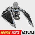 Nueva Lepin 05048 543 Unids Estrella Guerra Seiers El LAZO Delantero Bloques de Construcción Juguetes de Los Ladrillos Compatible con 75154
