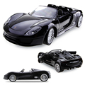 MZ 1/24 Scale Car Model Toys P-0rsche 918 Diecast Metal Car Toy New In Box For Gift/Collection/Kids