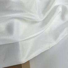 Nature White 100% Silk Habutai Fabric For Silk Lining Silk Pongee Habotai Use Scarf 5-19momme