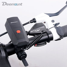 Bicycle ABS Plastic Cycling Electronic Horn Bike 120db Bicycle