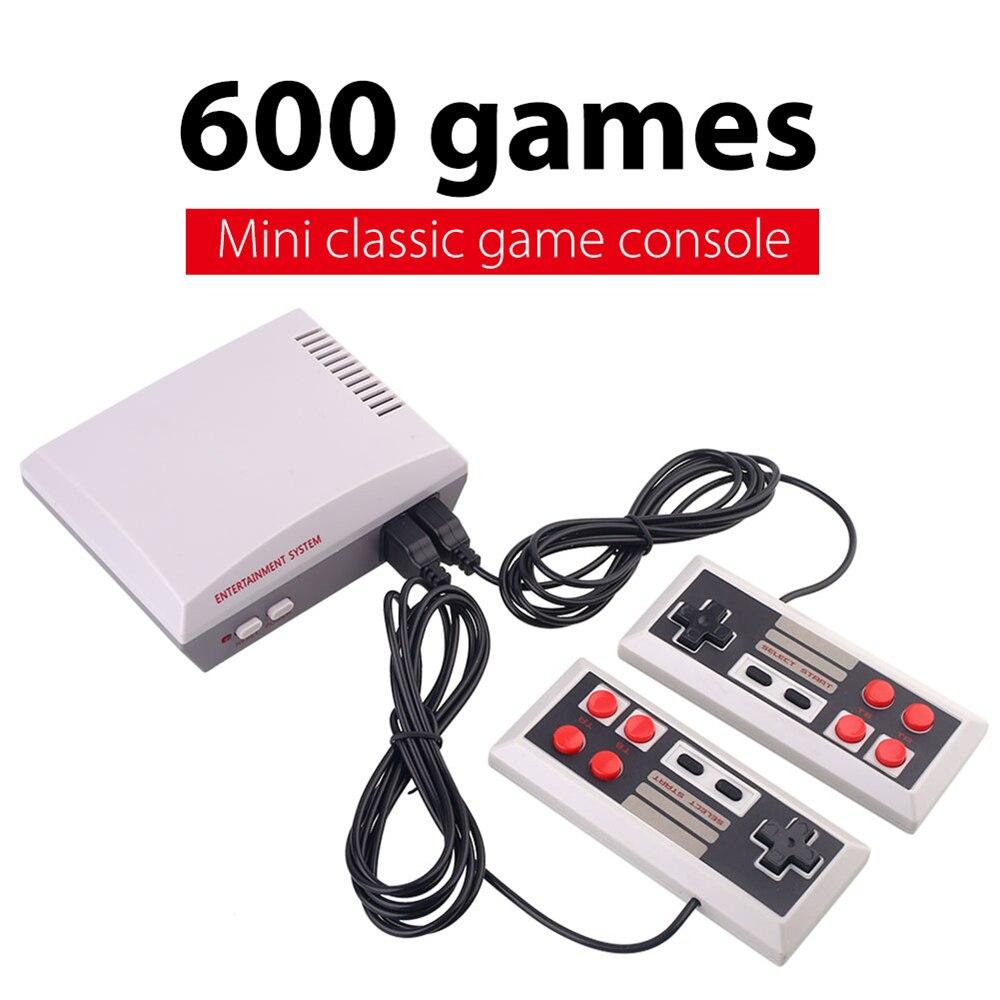 Classic Retro Family HDMI 600 Game Player Mini consola de juegos - Juegos y accesorios
