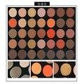35 cores da paleta da sombra de Maquiagem paleta de Alto Brilho 35 h brilho fosco paleta da sombra de olho sombra de olho Conjunto de Cosméticos