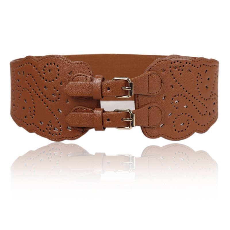 060718 new hot women fashion waist belt female Cummerbunds 4