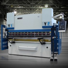 NC hydraulic sheet metal press brake benders stainless sheet cnc bending machine for sale