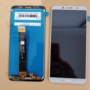 Image 3 - ロシアバージョン 5.45 インチ Huawei 社の名誉 7A dua l22 7S DUA LX2 Lcd ディスプレイタッチスクリーンデジタイザアセンブリとフレーム