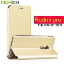 Xiao Mi Redmi Pro Чехол Флип 64 ГБ премьер кожа xio Mi Redmi Pro X20 x25 крышка 32 ГБ красный Mi Pro 5.5 Задняя крышка Redmi Pro случаях