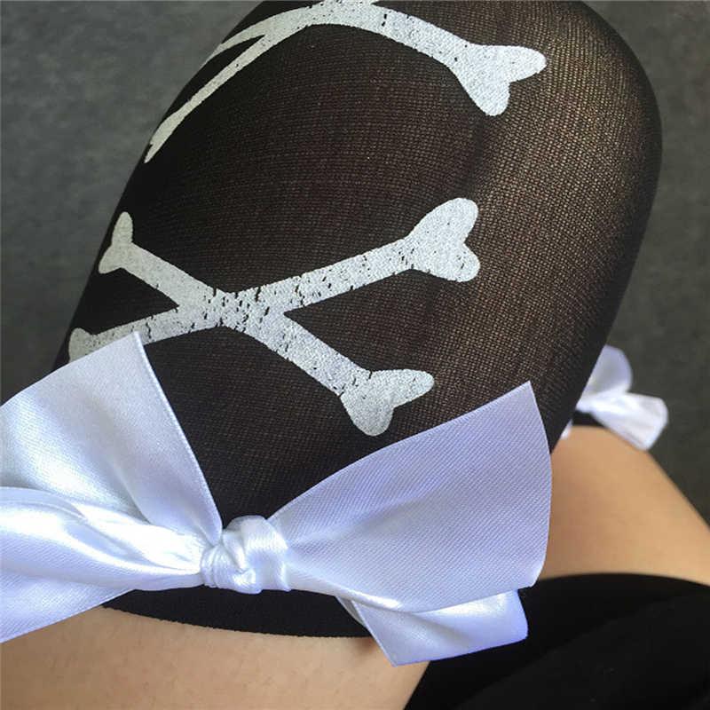 พิเศษ Butterfly Knot ผู้หญิงยาวกว่าเข่าต้นขาสูง Boot ถุงน่อง Dropship **
