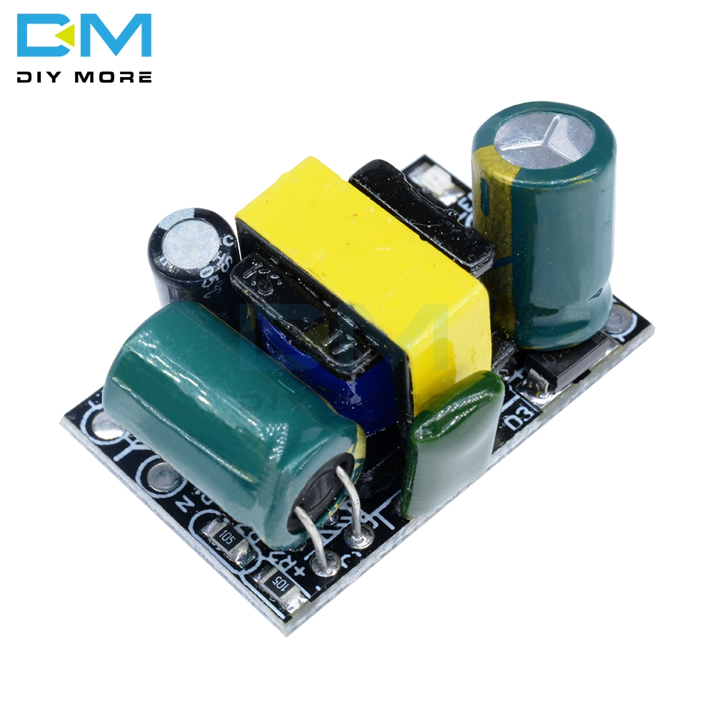 AC//DC 12V 500mA Buck Converter Isolated Switching LED Power Module Supply