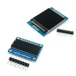 На тонкопленочных транзисторах на тонкоплёночных транзисторах Дисплей 0,96/1,3 дюймов IPS 7P SPI HD 65K Full Цвет ЖК-дисплей модуль ST7735 Водительская по...