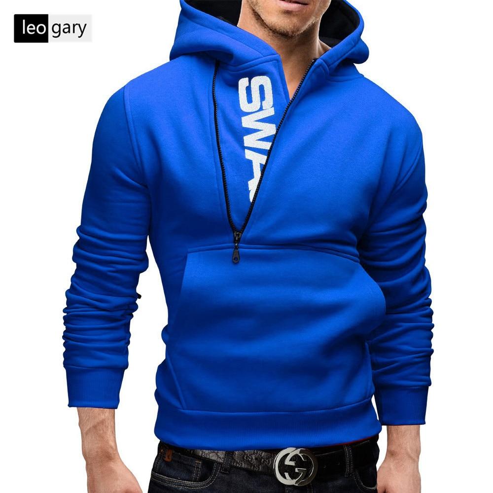 2017 Spring Fleece Cardigan Hoodie Jacket Fashion Brand Hoodies ...