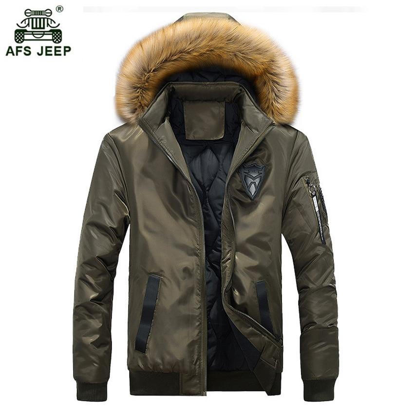 Marque 2018 nouveau coton-rembourré vêtements décontracté hommes vestes de haute qualité mode automne hiver épais veste de survêtement Parka 130wy