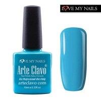 Arte Clavo B2B AC90518 Rubble 10ml Gel Nail Lacquer Soak Off Lacquer Nail Kit Gel Polish Nail Art Salon UV Gel Polish