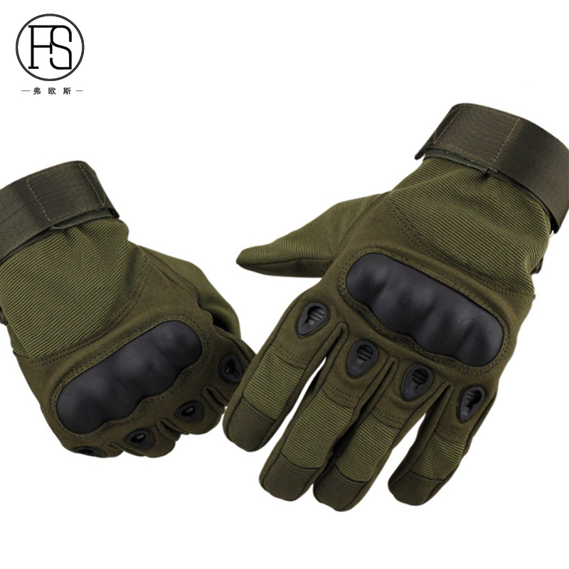 Outdoor Sport Camping Military Airsoft Hunting Shooting Motorcycle Riding Cycling Safety CS Paintball Army Fight Tactical Gloves