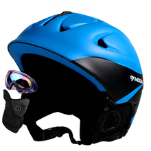2016 NEW professional ski helmet skiing helmet hat autumn and winter adult male Women skiing Snow Sports saftly Helmets