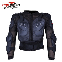 TOP Professional Pro Biker Motorcycle Body Armor Protective Jacket M L XL XXL Motocross Motorcycle Racing