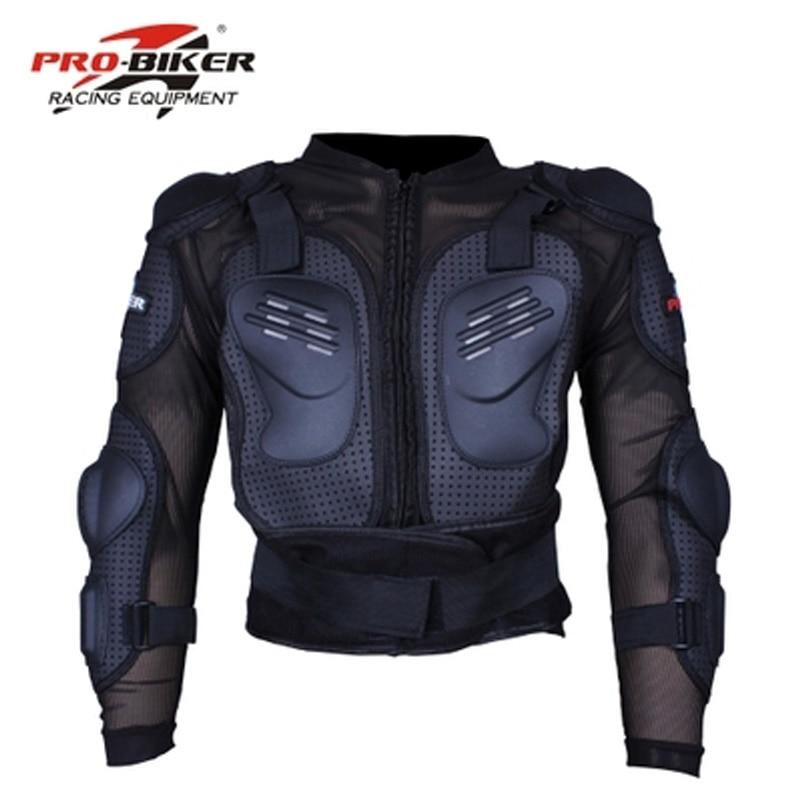 TOP professionnel Pro motard moto armure corporelle veste de protection M L XL XXL motocross moto course engrenages de protection